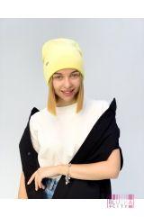 Шапка (колір - жовтий)