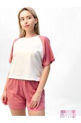 Комплект (колір - рожевий)
