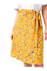 Спідниця (колір - жовтий)